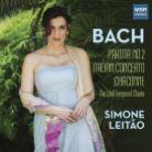 MSR1665. JS BACH Italian Concerto. Partita No 2