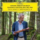 483 5050GH2. JS BACH Solo Violin Sonatas and Partitas (Giuliano Carmignola)