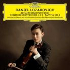 479 9372GH. JS BACH Violin Concertos (Lozakovich)