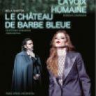 109365. BARTÓK Le chateau de Barbe Bleue POULENC La Voix Humaine (DVD)