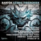 CDA68153. BARTÓK Sonata for 2 Pianos and Percussion