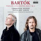 ODE1317-2. BARTÓK Violin Concertos Nos 1 & 2