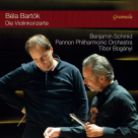 99138. BARTÓK Violin Concertos (Schmid)