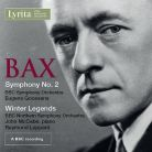 REAM1137. BAX Symphony No 2. Winter Legends