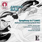 CDLX7308. BAX Symphony in F. RSNO/Yates