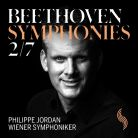 WS015. BEETHOVEN Symphonies Nos 2 & 7 (Jordan)
