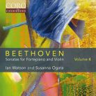 COR16161. BEETHOVEN Sonatas for Fortepiano and Violin Vol 4