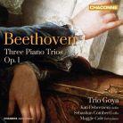 CHAN0822 2. BEETHOVEN Piano Trios (Trio Goya)