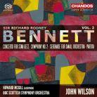 CHSA5212. BENNETT Orchestral Works Vol 2 (Wilson)