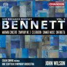 CHSA5202. BENNETT Marimba Concerto. Symphony No 3