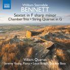 8 571379. W BENNETT Sextet. Chamber Trio. String Quartet