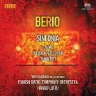 ODE1227-5. BERIO Sinfonia. Calmo