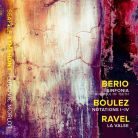 SSM1018. BERIO Sinfonia BOULEZ Notations I-IV RAVEL La valse (Morlot)