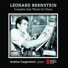 BRIDGE9485. BERNSTEIN Complete Solo Piano Works