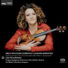 CC72755. BERNSTEIN Serenade KORNGOLD Violin Concerto