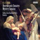 ODE1243-2D. BIBER Mystery Sonatas