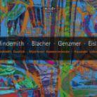 COV91613. BLACHER Concertino HINDEMITH Kleine Kammermusik