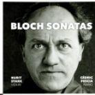 50 1705. BLOCH Violin Sonatas. Piano Sonata