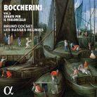 ALPHA409. BOCCHERINI Cello Sonatas