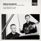 PSC1237. BORGSTRØM Works for Violin and Piano