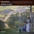 CDA68118. BORTKIEWICZ Piano Sonata No 2. Fantasiestücke