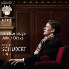 WHLIVE0091. SCHUBERT Songs Vol 4 (Bostridge)