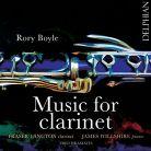 DCD34172. BOYLE Music for Clarinet
