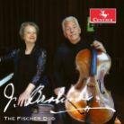 CRC3648. BRAHMS Cello Sonatas (Fischer Duo)
