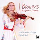 DE3558. BRAHMS Hungarian Dances (Sabrina-Vivian Höpcker)