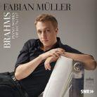0301155BC. BRAHMS 4 Ballades. Piano Pieces (Fabian Müller)