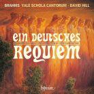 CDA68242. BRAHMS Ein Deutsches Requiem (Hill)