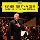 483 5251. BRAHMS Symphonies Nos 1-4 (Barenboim)
