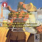 CDLX7320. BRITTEN; DELIUS Violin Concertos
