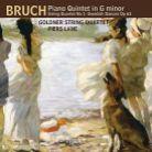 CDA68120. BRUCH Piano Quintet