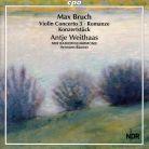 CPO777 847-2. BRUCH Violin Concerto