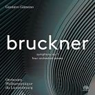PTC5186 613. BRUCKNER Symphony No 1. 3 Pieces for Orchestra
