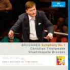 744608. BRUCKNER Symphony No 1 (Thielemann)