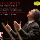 479 8180GH2. BRUCKNER Symphony No 2. STRAUSS Der Bürger als Edelmann