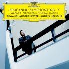 479 8494GH. BRUCKNER Symphony No 7 (Nelsons)