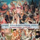 CDA68065. BRUMEL Missa de beata virgine. Motets