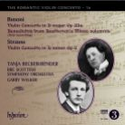 CDA68044. BUSONI Violin Concerto STRAUSS Violin Concerto