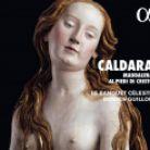 ALPHA426. CALDARA Maddalena al piedi do Cristo