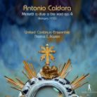 PC10362. CALDARA Motetti a due a tre voci Op 4