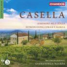 CHAN10768. CASELLA Italia. Sinfonia (Symphony No 3). Gianandrea Noseda