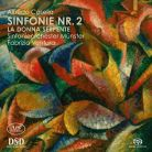 ARS38 232. CASELLA Symphony No 2