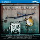 NMCD188. CASHIAN Piano Concerto. Cello Concerto. The House of Night