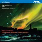 NMCD189. CASKEN Violin Concerto. Concerto for Orchestra