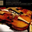 Sonate concertate in stil moderno, Libro I. CASTELLO Sonate concertate in stil moderno, Libro I