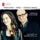 CHRCD105. MENDELSSOHN Cello Sonatas