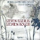 CDA68079. GRIEG; HOUGH; MENDELSSOHN Cello Sonatas
